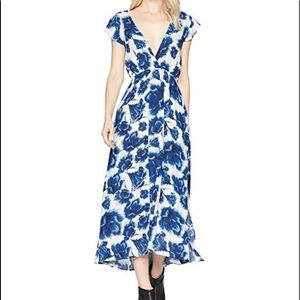 Billabong Printed Midi Dress